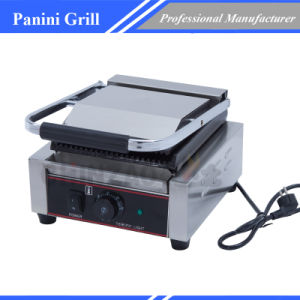 Electric Sandwich Press Panini Grill Machine pictures & photos