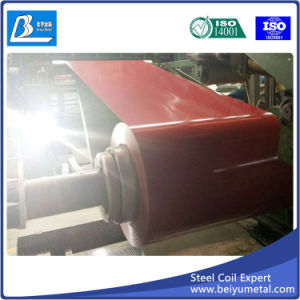 Color Coated Gi PPGI PPGL Steel Coil for Roofing Sheet pictures & photos
