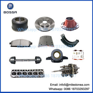 Map and Drawing Proccesing Casting Part Farm Machinery Brake Shoe pictures & photos