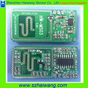 Big Discount Wireless Radar Motion Sensor Module (HW-S03) pictures & photos