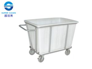 High Quality Big / Small Laundry Cart with Wheels pictures & photos