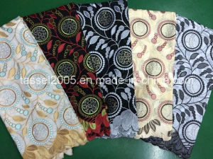 Clearance Voile Lace with Stone pictures & photos
