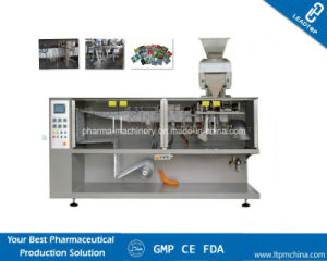 Horizontal Form Fill and Seal Pouch Machine for Pharmaceutical Products pictures & photos