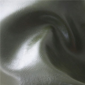 Oil Waxy Sofa Upholstery Leather Soft Synthetic Leather for Furniture (838#) pictures & photos