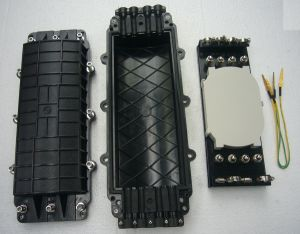 Fiber Optic Splice Closure with 4 Entry pictures & photos
