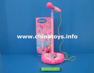 Microphone Toy with Light and Music and MP3 (912602) pictures & photos