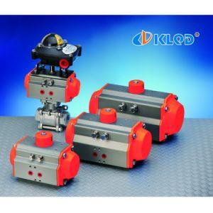 Klqd Brand at-63D Double Acting Pneumatic Actuator pictures & photos