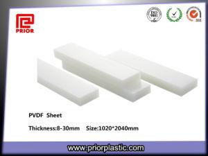 Engineering Plastic PVDF Sheet Easy to Machine pictures & photos