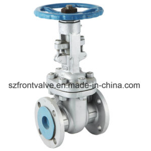 Gear Operated High Pressure Sealed Bonnet Gate Valve pictures & photos