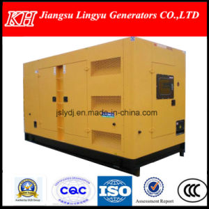 Silent Genset /Electric Starter, Shanghai Origin/Diesel Generator, /Factory Price, Ly-42gf