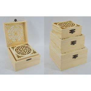 New Natural Wooden Box Set pictures & photos
