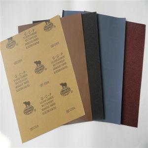 Resin Coated Abrasive Sanding Paper (001301)