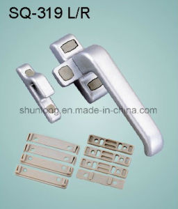 Zinc Alloy Handle for Windows/Doors (SQ-319 L/R)