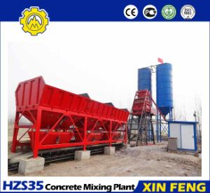 25m3/H Small Type Ready Mixed Concrete Mixing Plant pictures & photos