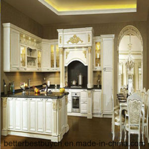 Modren European Style Ktichen Furniture Cooking Cabinet pictures & photos