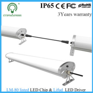 Double T8 LED Batten Tube Lights Fixture, LED Tri-Proof Light