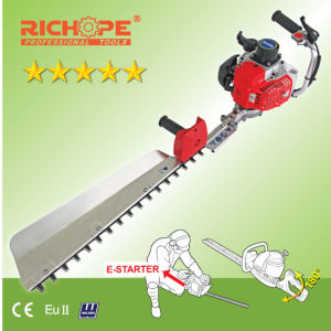 Portable Powerful Good Quality Hedge Trimmer (RH750A-6) pictures & photos