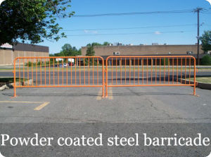 Event Safe Steel Crowd Barricade Barrier pictures & photos