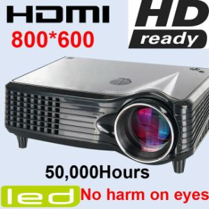 China Projector Supplier Mini HDMI LED Pico Projector pictures & photos
