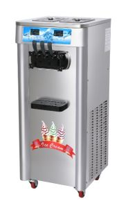 Floor Model Soft Ice Cream Machine/Large Production R3145A pictures & photos