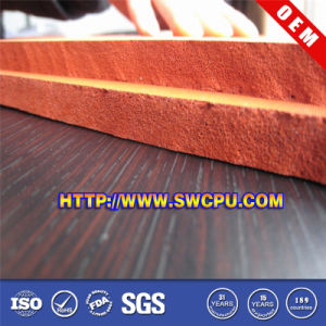 Colorful Sponge/Foam Rubber Sheet Panel Board (SWCPU-R-B268) pictures & photos