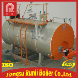 Fluidized Bed Furnace Thermal Oil Horizontal Boiler with Gas Fired pictures & photos