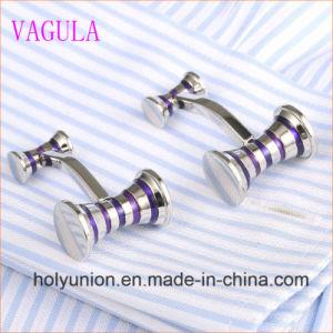 VAGULA Gemelos Men French Shirt Enamel Hammer Cuff Links 356 pictures & photos