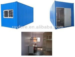 Good Container House with Thermal Insulation System (20GP) pictures & photos