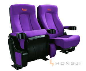 Colorful Cinema Seat Theater Chair in Moviehouse From Manufacture pictures & photos