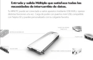 Super High Resolution Mini Tablet PC pictures & photos