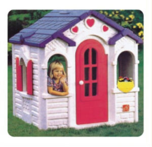 Kaiqi Group Little Plastic Hot Sell Play House Play Equipment pictures & photos