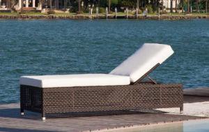 Outdoor Rattan Patio Pool Sunlounger Garden Wicker Furniture