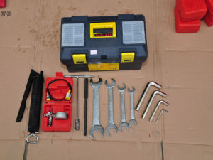 Hydraulic Breaker Charging Kit pictures & photos