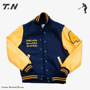 Professional Custom Baseball Varsity Jacket pictures & photos