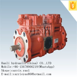 Hydraulic Piston Pump for Concrete Mixer Supply in Guangzhou (K3V112) pictures & photos