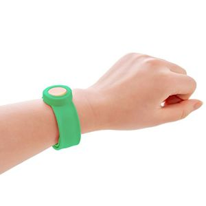 Adjustable Natural Citronella Non Toxic Insect Repellent Wristband Mosquito Repeller pictures & photos