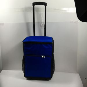 Rolling Cooler Bag Wheel Thermal Bag Trolley Insulated Bag pictures & photos