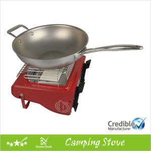 Dual Functional Portable Camping Stove pictures & photos
