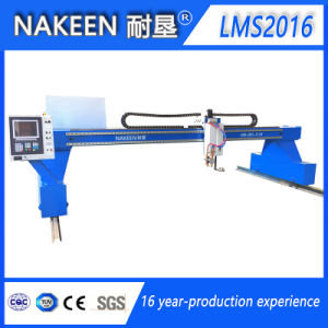 High Configuration CNC Plasma Cutter of Gantry Type
