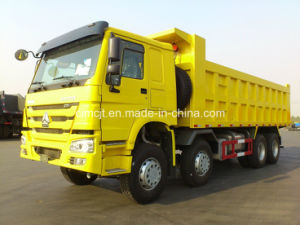 Sinotruk HOWO 8X4 Tipper Truck with 30-40 Loading pictures & photos