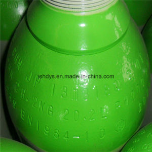 1.87L En1964-1 Seamless Steel Gas Cylinders (TPED) pictures & photos