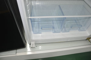 Big Capacity Red Black Color Home Refrigerator and Freezers pictures & photos