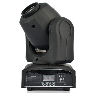 Mini 10W CREE Moving Head Gobo LED Effect Light pictures & photos