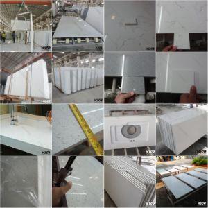Kitchen Countertop Material Artificial Quartz Stone pictures & photos