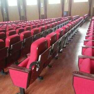 Auditorium Church Chair, Auditorium Chairs for Public Furnitures, Auditorium Seating, School Furnitures, School Chair Auditorium Chair (R-6132) pictures & photos
