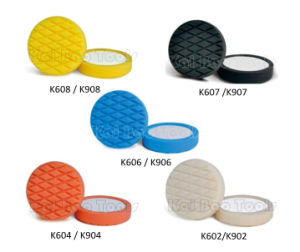Diamond Cross Sponge Pad 6`` 7`` pictures & photos