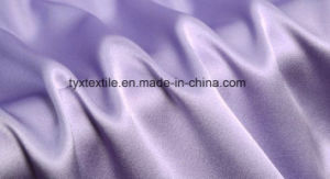 95% Silk 5% Spandex Stretch Satin for Garment Fabric