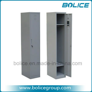 Single Tier Personal Storage Knock-Down Metal Lockers pictures & photos