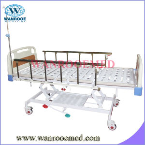 Three Function Hydraulic Bed with 6-Bars Siderail pictures & photos