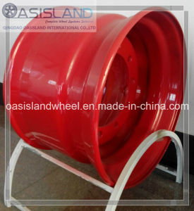 Steel Disc Truck Wheel Rim (14.00X22.5) for Heavy Duty Trailer pictures & photos
